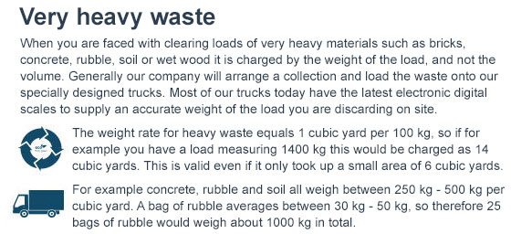 Free Quotes on Waste Removal Services around SW10